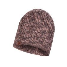 117881.557 KNITTED HAT KAREL HEATHER ROSE -BUFF