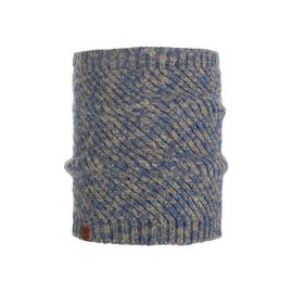117882.783 KNITTED NECKWARMER COMFORT KAREL -BUFF
