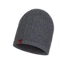 117889.937 KNITTED & POLAR HAT JEROEN GREY -BUFF