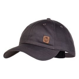 BASEBALL CAP SOLID PEWTER GREY -ONESIZE -BUFF