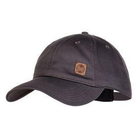 BASEBALL CAP SOLID PEWTER GREY -ONESIZE -BUFF