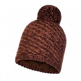 117849.404 KNITTED & POLAR HAT AGNA RUSTY -BUFF