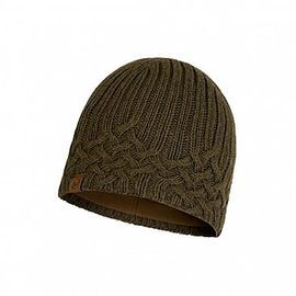 120827.859 KNITTED & POLAR HAT NEW HELLE KHAKHI -BUFF