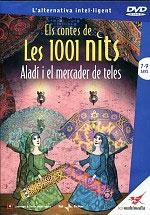 ALADI I EL MERCADER DE TELES (DVD)