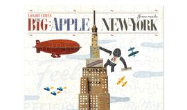 NEW YORK. MICROPUZZLE -LONDJI [PZ434]
