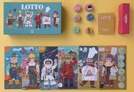 LOTTO, I WANT TO BE... -LONDJI