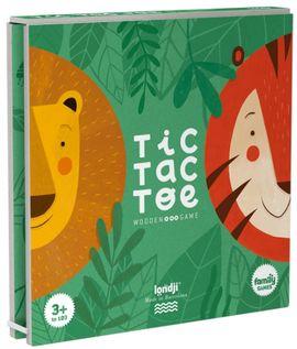 TIC TAC TOE. LION & TIGER -LONDJI [DI030U]
