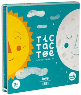 TIC TAC TOE. SUN & MOON -LONDJI [DI031U]