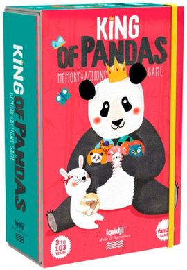 KING OF PANDAS. MEMO ACTIONS -LONDJI [DI021U]