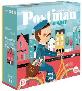 POSTMAN OBSERVATION GAME -LONDJI