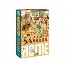GO TO ROME. PUZZLE -LONDJI