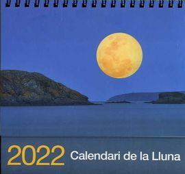 2022 CALENDARI DE LA LLUNA