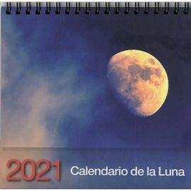 2021 CALENDARIO DE LA LUNA