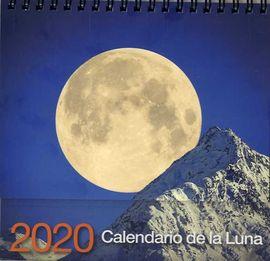 2020 CALENDARIO DE LA LUNA
