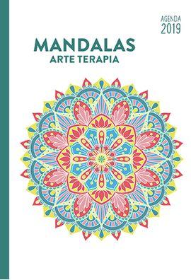 2019 AGENDA MANDALAS ARTE TERAPIA