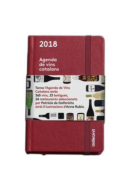 2018 AGENDA DE VINS CATALANS