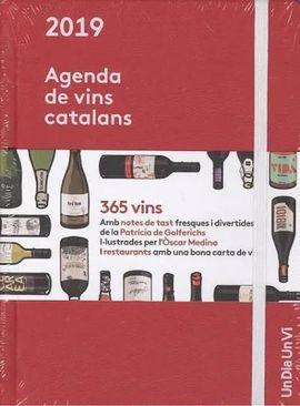 2019 AGENDA DE VINS CATALANS