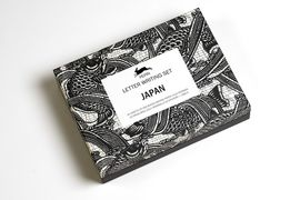 JAPAN -LETTER WRITING SET