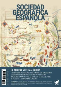 35 SOCIEDAD GEOGRAFICA ESPAÑOLA -REVISTA