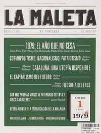 1. LA MALETA DE PORTBOU [REVISTA] (SEPTIEMBRE-OCTUBRE 2013)