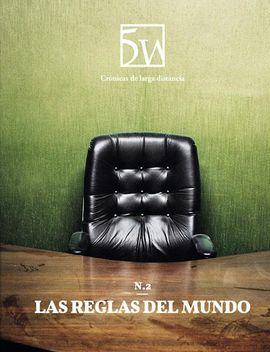5W N.2 LAS REGLAS DEL MUNDO [REVISTA]