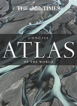 ATLAS OF THE WORLD CONCISE -THE TIMES
