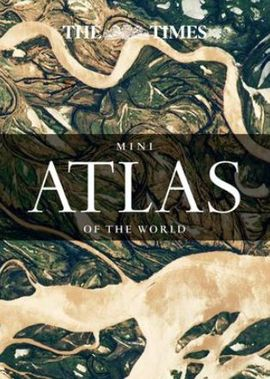 // THE TIMES MINI ATLAS OF THE WORLD (15X11)