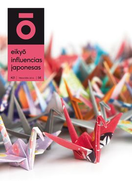 21 EIKYO [REVISTA] INFLUENCIAS JAPONESAS