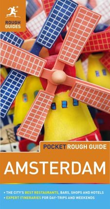 AMSTERDAM -POCKET ROUGH GUIDE