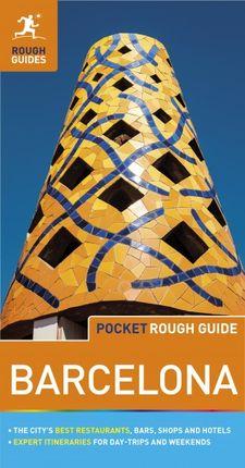 BARCELONA -POCKET ROUGH GUIDE