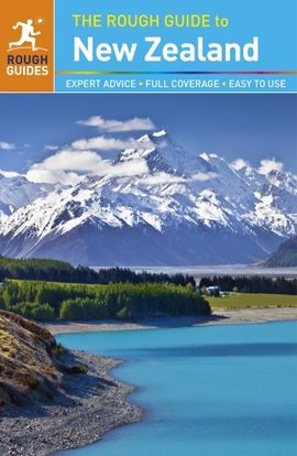 NEW ZEALAND -ROUGH GUIDE