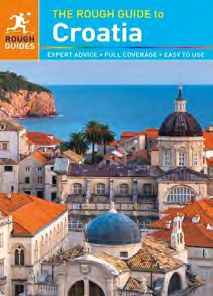 // CROATIA -ROUGH GUIDE