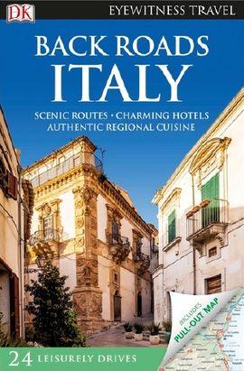 ITALY, BACK ROADS -EYEWITNESS TRAVEL