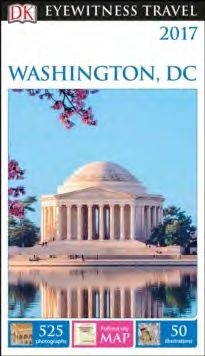 WASHINGTON DC -EYEWITNESS TRAVEL GUIDE