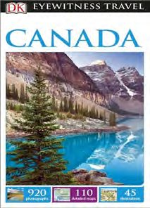// CANADA -EYEWITNESS TRAVEL