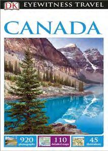 // CANADA -EYEWITNESS TRAVEL