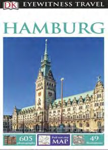 HAMBURG -EYEWITNESS TRAVEL GUIDE