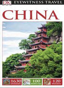 CHINA -EYEWITNESS TRAVEL
