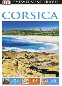 CORSICA -EYEWITNESS TRAVEL GUIDE