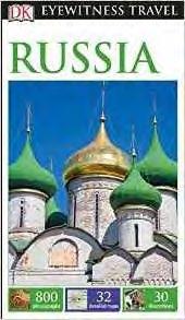RUSSIA -EYEWITNESS TRAVEL GUIDE