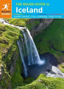 ICELAND -ROUGH GUIDE