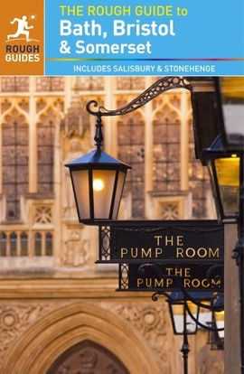 BATH, BRISTOL & SOMERSET -ROUGH GUIDE