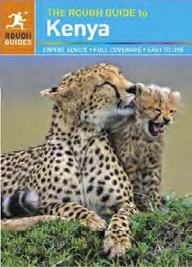 KENYA -ROUGH GUIDE