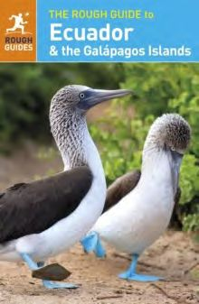ECUADOR & THE GALAPAGOS ISLANDS -ROUGH GUIDE