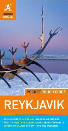 // REYKJAVIK -POCKET ROUGH GUIDE