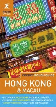 HONG KONG & MACAU. POCKET -ROUGH GUIDE