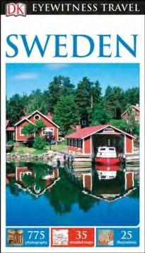 SWEDEN -EYEWITNESS TRAVEL GUIDE