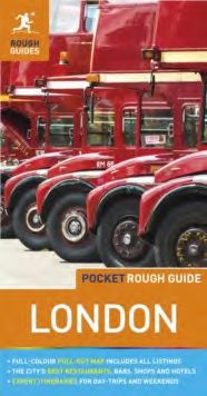 LONDON. POCKET -ROUGH GUIDE