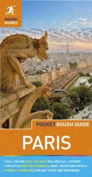 PARIS. POCKET -ROUGH GUIDE