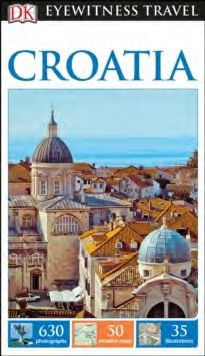 CROATIA -EYEWITNESS TRAVEL GUIDE